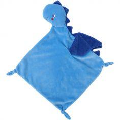 Doudou plat Enjoy & Dream XL bleu