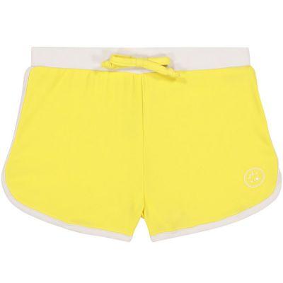 Maillot de bain short anti-UV Screech yellow (3-4 ans)