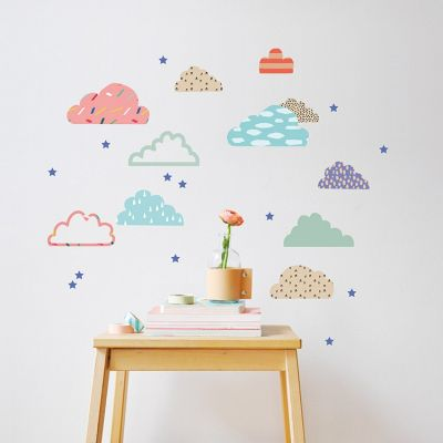 Stickers Just a touch nuages Cloudy Mimi'lou