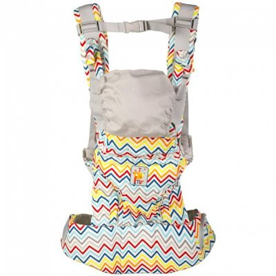 Porte-bébé ergonomique African Routes   par Tuc Tuc