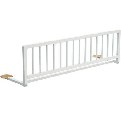 Barrière de lit en bois de hêtre Essentiel blanc  par AT4