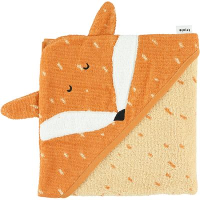 Cape de bain renard Mr. Fox (75 x 75 cm)  par Trixie