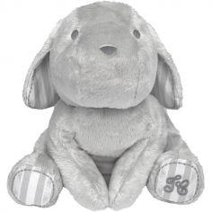 Peluche Lucien le chien gris (25 cm)