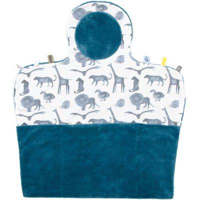 Tapis à langer Storm blue  par Snoozebaby