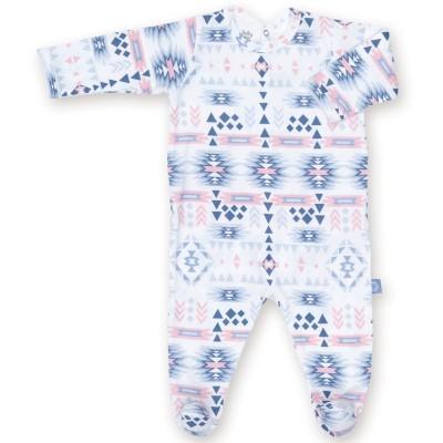 Pyjama léger jersey Apawi shade (3-6 mois : 60 à 67 cm)  par Bemini