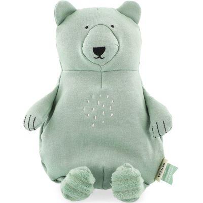 Peluche ours polaire Mr. Polar Bear (26 cm)  par Trixie