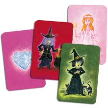 Jeu de cartes Diamoniak (55 cartes)  par Djeco