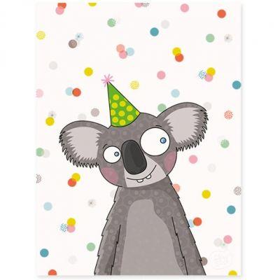 Affiche Koala (30 x 40 cm)  par Série-Golo