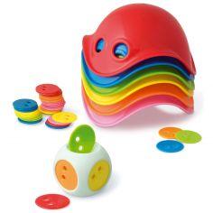 Boîte de Jeu 6 mini Bilibo avec dé de jeu