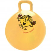 Ballon sauteur Madame Bonheur - Monsieur Madame