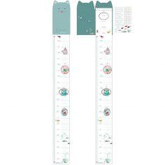 Toise carnet dépliable Les Pachats (138 cm)