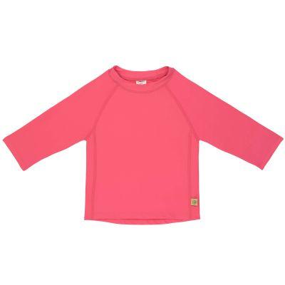 Tee-shirt anti-UV manches longues corail (3 ans)
