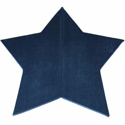 Tapis de jeu Matters Etoile bleu marine
