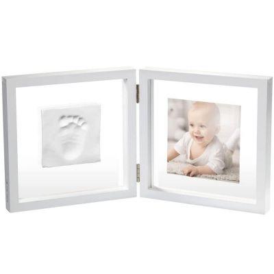 Cadre photo empreinte My Baby Style transparent empreinte  par Baby Art