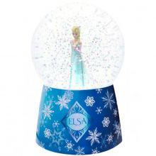 Boule à neige musicale Elsa La Reine des Neiges  par Trousselier