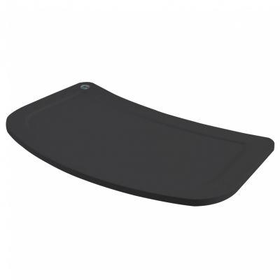 Plateau pour chaise haute Ovo gris anthracite  par Micuna
