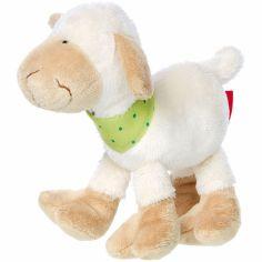 Mini peluche mouton Ferme (16 cm)