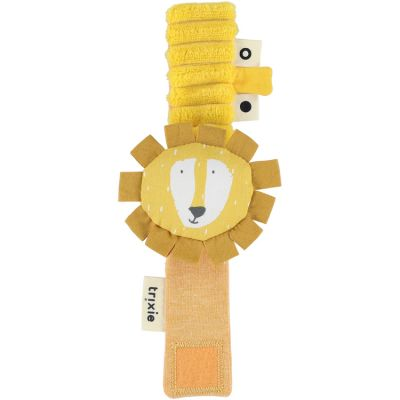 Hochet bracelet Mr. Lion (19 cm)  par Trixie