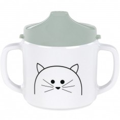 Tasse à bec Little Chums chat