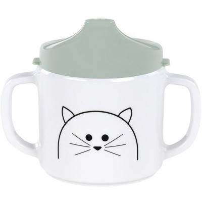 Tasse à bec Little Chums chat  par Lässig
