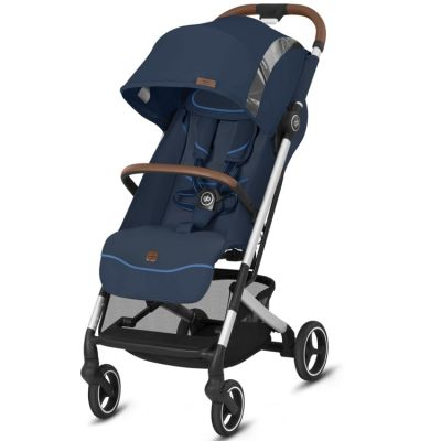 Poussette citadine Qbit+ Night Blue Fashion Edition  par GB