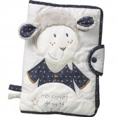 Protège carnet de santé Merlin - Sauthon Baby Déco