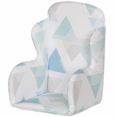 Coussin de chaise haute pvc prisme (23 x 25 x 30 cm)