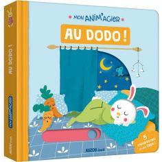Livre Mon anim'agier : au dodo !