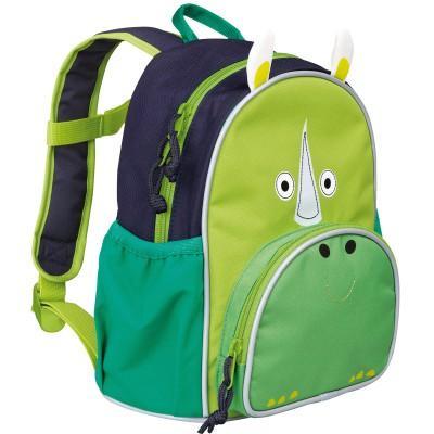 Mini sac à dos Update rhinocéros  Wildlife vert  par Lässig
