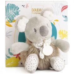 Coffret peluche Minizoo Koala (15 cm)