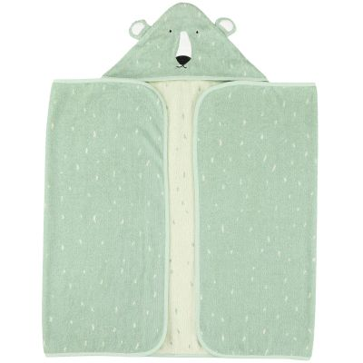 Cape de bain Mr. Polar Bear (70x 130cm)  par Trixie