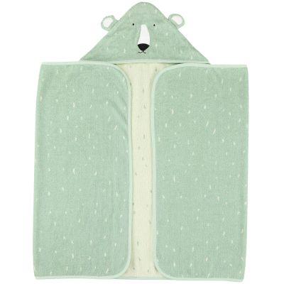 Cape de bain Mr. Polar Bear (70x 130cm)  par Trixie