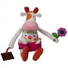 Anémone la vache d'activités La Happy Farm (45 cm)