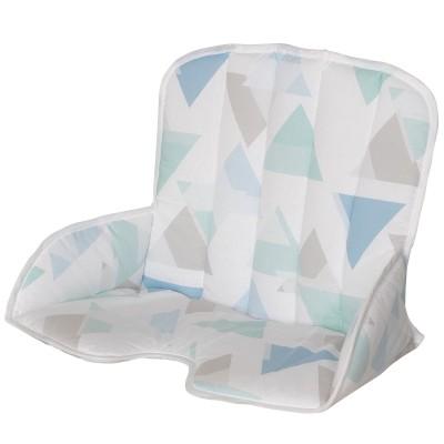 Coussin de chaise haute tissu Tamino prisme  par Geuther