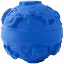 Balle monde latex d'hévéa bleu  par Oli & Carol