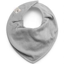 Bavoir bandana gris Bamboo  par Elodie Details