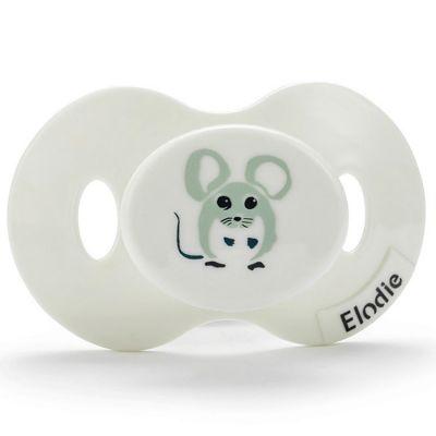 Sucette orthodontique souris Forest Mouse Max (3 mois et +)  par Elodie Details