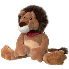 Peluche lion Silvio Savanne Sweety grand modèle (47 cm)