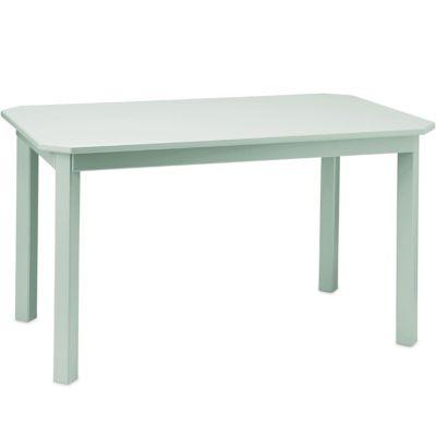 Petite table enfant Harlequin vert sauge  par Cam Cam Copenhagen