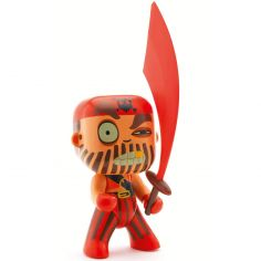 Figurine pirate Captain red (11 cm)