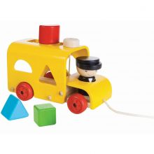 Autobus à formes  par Plan Toys