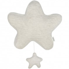 Coussin musical Sand Beige