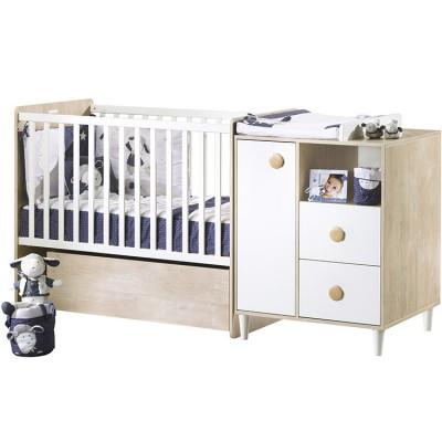 lit bebe sauthon prix. Black Bedroom Furniture Sets. Home Design Ideas