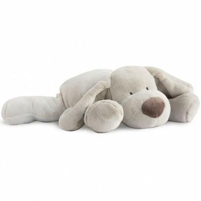 Peluche chien beige (35 cm) Doudou et Compagnie