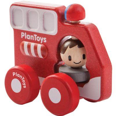 Mon premier camion de pompiers  par Plan Toys