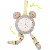 Réveil vibreur Les petits dodos - Moulin Roty