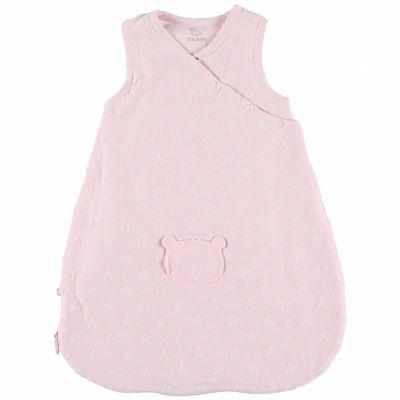 Gigoteuse légère jersey Mix et Match rose (50 cm) Noukie's