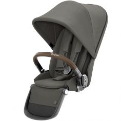 Assise supplémentaire Soho Grey pour châssis Gazelle S bronze
