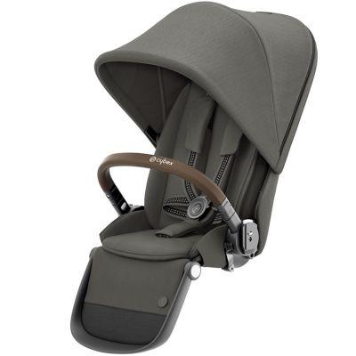 Assise supplémentaire Soho Grey pour châssis Gazelle S bronze  par Cybex