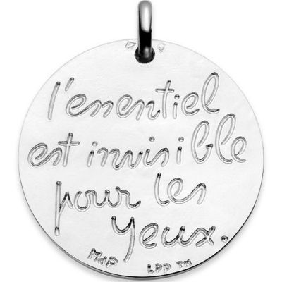 Médaille de berceau Le Petit Prince (argent 925°)  par Monnaie de Paris